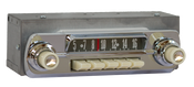 1962 (late) and 1963 Ford Fairlane AM/FM/Stereo Radio with bluetooth