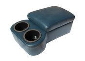 Ford Fairlane Bench Seat Console & Cup Holder