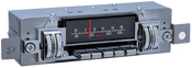 1969 Plymouth Valiant AM/FM/Stereo Radio (except Rallye Dash) with bluetooth