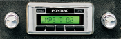 Custom AutoSound USA-630 In Dash AM/FM 93 for Pontiac Bonneville
