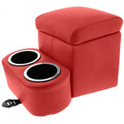 BD Drinkster Narrow Bench Seat Console Shorty