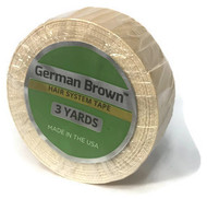 "German Brown Liner Roll 3/4"" x 3 yards"