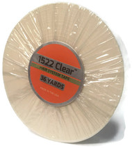 "Clear Tape Roll 1"" x 36 yards"