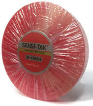 "Sensi-Tak Red Tape Roll 3/4"" x 36 yards"