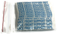 "Blue Lace Hairpiece Tape Contour D 1"" x 3"""