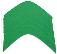 "Super Wide 5"" Easy Green Hairpiece Tape Contour A"