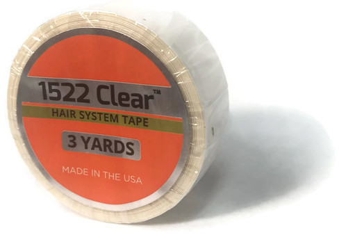 "Clear tape roll 3/4"" x 3 yards"