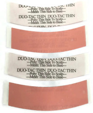 Duo Tac Thin Hairpiece Tape Contour C