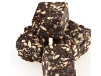 Organic Carob Super Green Energy Chunks - Free Shipping and Bulk Price at FreshBULK.com
