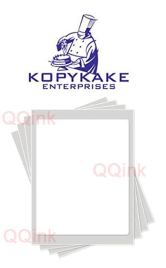 Edible Printer Ink & Paper 12 sheets per pack Lucks 48111 41100 ...