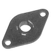 Siemens 424188550 Flange, for RAR/QRI/QRA2, rounded