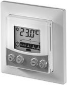 Siemens QAX84.1/PPS2 flush-mounted room unit