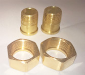Siemens ALG142 Brass fitting