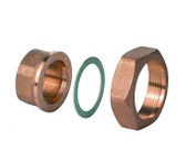 Siemens ALG252B brass fitting