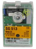 Honeywell SG513 Mod. C1 / C2 ts=3sec, Elco 13011099