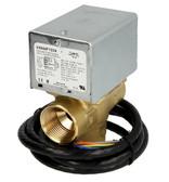 """Honeywell V4044F1000B Three-way zone valve, 3/4"""" IT 230V/50Hz, with help switch"""