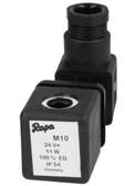 Rapa M10 24V DC solenoid spool