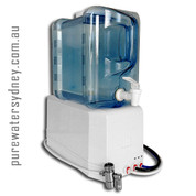 High quality portable 4 stage reverse osmosis system.