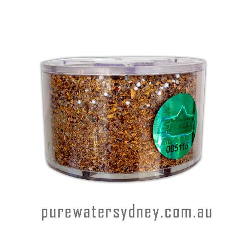 Slimline shower filter replacement cartridge for sprite shower filter