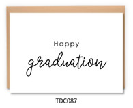 TDC087 - Happy graduation