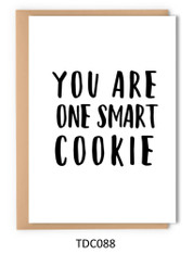 TDC088 - You are one smart cookie