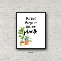TDP144 The best things in life are plants