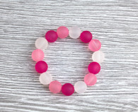 Teesh Colour is the Key Bracelet - Pink
