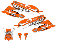 Firecat/Sabrecat FLY RACING ORANGE