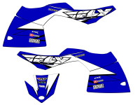 FUSION FLY RACING BLUE
