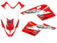 IQ 550 FLY RACING RED