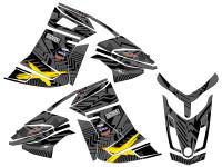 REV XR 1200 MAYHEM BLACK