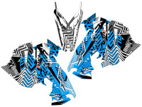 AXYS RUSH/SWITCHBACK MAYHEM SKY BLUE
