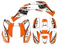 13 FLY DRR 50/90 Graphics Kit