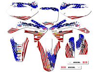 MERICA CRF 150R Graphics Kit