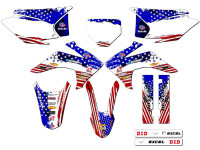 MERICA CRF 150F Graphics Kit