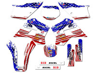 MERICA KDX 200 Graphics Kit