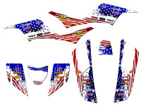 MERICA KFX 700 Graphics Kit