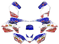 MERICA LTZ 90 Graphics Kit