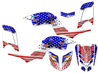 MERICA RAPTOR 660 Graphics Kit