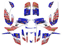 MERICA KFX 400 Graphics Kit