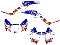 MERICA KFX 50 Graphics Kit