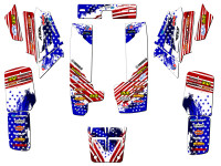 MERICA Banshee 350 Graphics Kit