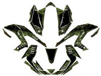 APACHE GREEN KFX 450R
