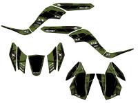 APACHE GREEN KFX 50