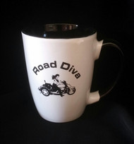 Bonus Trike coffee mug