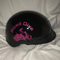 This is a Gloss Black Shorty Series DOT Motorcycle Beanie Helmet which is the lightest and smallest in the market. Three different shell sizes are used to make different sizes. There are similar looking helmets available which are heavier and bulkier. This one weighs approximately 30 oz and measures 8.5 inches from ear to ear and 10.5 inches from front to back. This has a new EPS liner which is only 1 inch thick compared to 1.5 to 2 inches you will find in other similar helmets  · Condition : New (No rejects, No seconds, No defectives) · Super light weight - Approximately 30 oz · Smallest construction -- Approximately 8.5 inches from ear to ear and 10.5 inches from front to back · EPS Liner Thickness - 1 inch · Helmet Bag and Owners Manual included · Made from different size shells, not stuffing more padding for smaller size · Quality Plush Interior · Removable visor · Face Shield Compatible · You can easily wear glasses with or without the face shield · Stainless Steel Dual D-rings · DOT clear coated in the back · Great quality materials and workmanship · DOT Certified : YES This helmet meets or exceeds DOT Specifications which means that this helmet is Department of Transportation approved and will help protect you in the event of a crash or fall.
