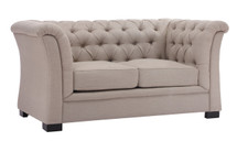 Nob Hill Loveseat By Zuo Era