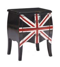 Union Jack Small Cabinet By Zuo Era