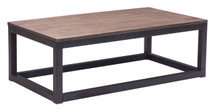 Civic Center Rectangular Coffee Table By Zuo Era