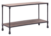 Mission Bay Wide 2 Level Shelf By Zuo Era